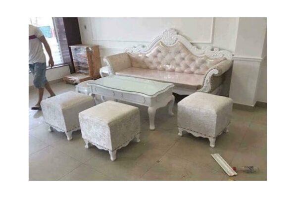 Bộ sofa tân cổ điển SF001