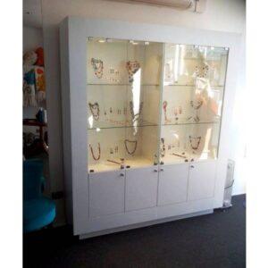 Kệ tủ trưng bày trang sức TS013