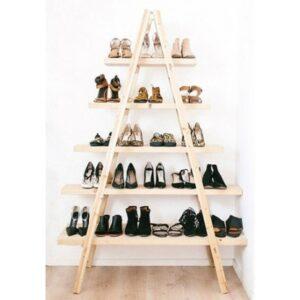 Kệ trưng bày giày dép GD018