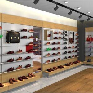 Kệ trưng bày giày dép GD012
