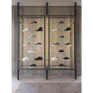 Kệ trưng bày giày dép GD020