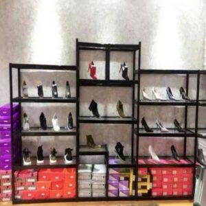 Kệ trưng bày giày dép GD032