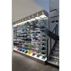 Kệ trưng bày giày dép GD036