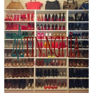 Kệ trưng bày giày dép GD039